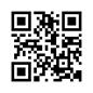 クーポンページ表示用QRコード